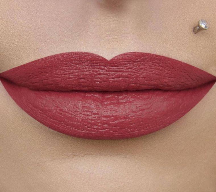 Wig Matte Liquid Lipstick