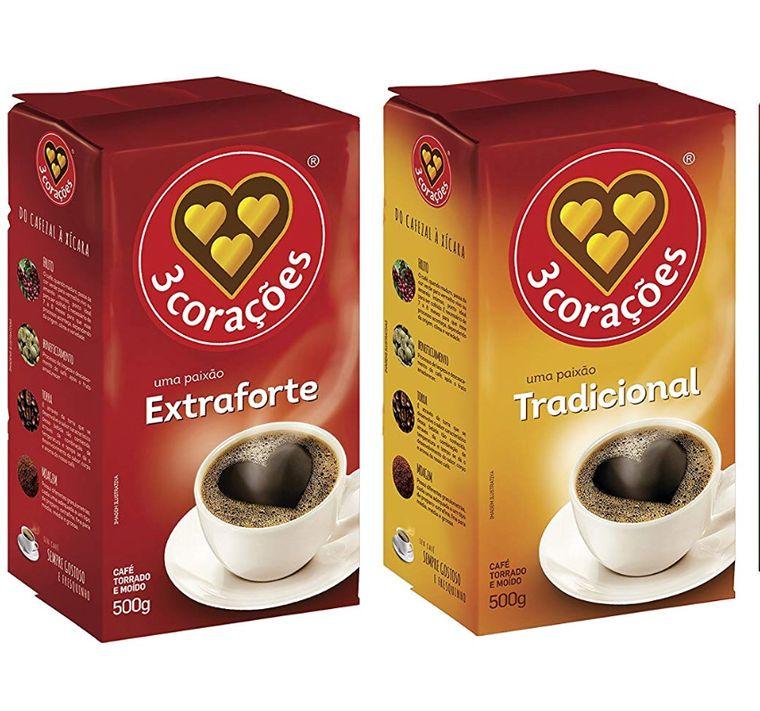 3 Coracoes Brazilian Coffee.