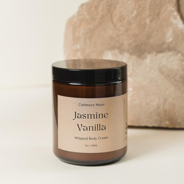 Jasmine Vanilla Whipped Body Cream