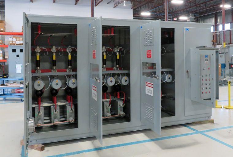 Power Factor Correction Equipment