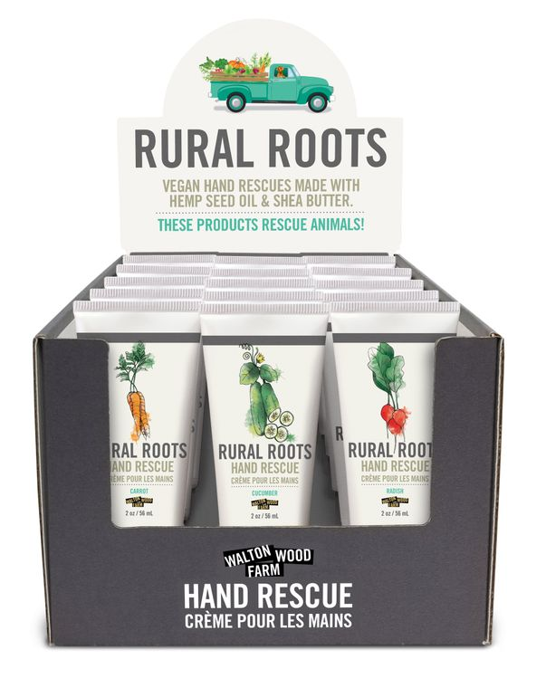 Rural Roots 18 PC Display