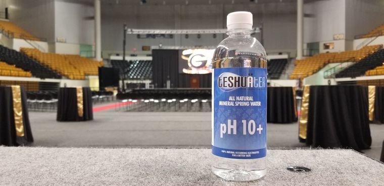 Teshuater- All Natural Alkaline Water pH 10+