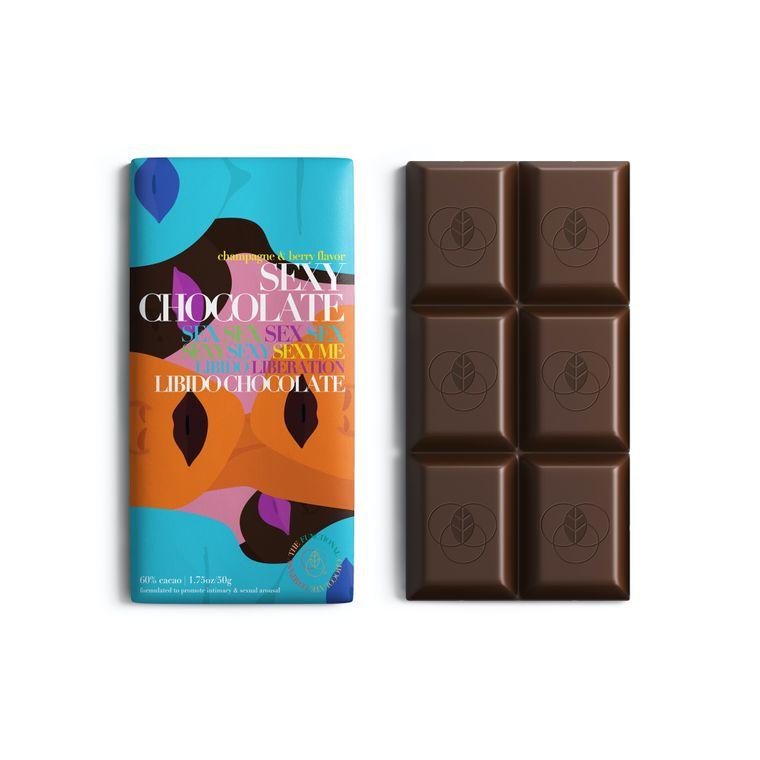 Sexy Chocolate - Libido Formula - Champagne & Berry