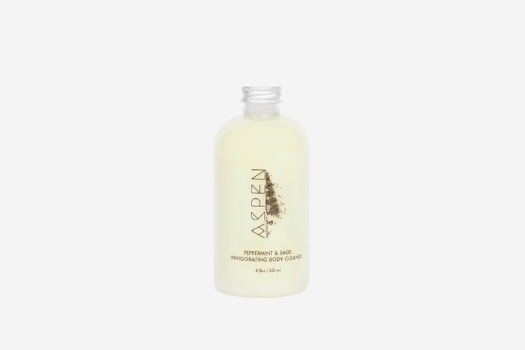 Peppermint & Sage Invigorating Body Cleanse
