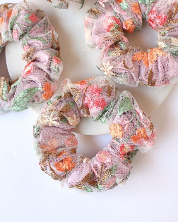 Garden Scrunchies