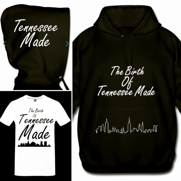 Tennessee Made Compilation Apparel