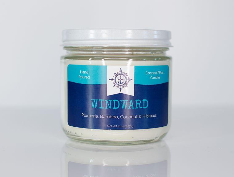 Windward Candle