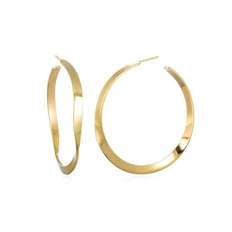 Renee Hoop Earrings