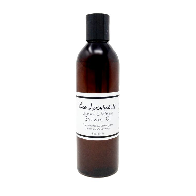 Bee Luxurious Shower Oil Soap