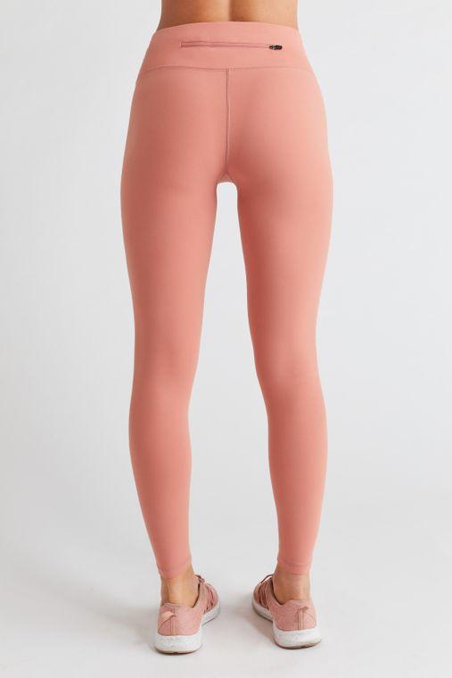 Setis Yoga Pants Eyelets - Coral