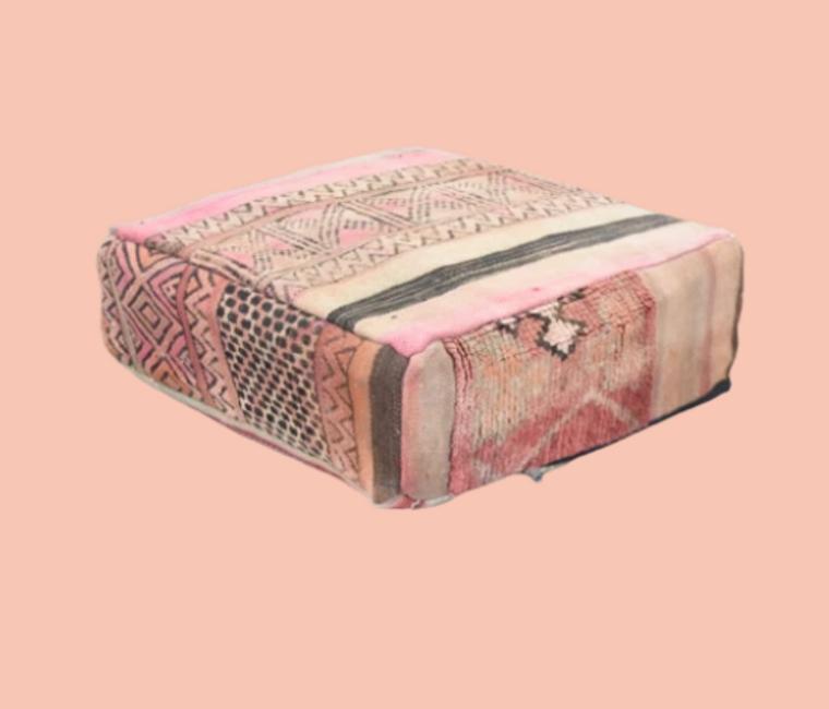 Moroccan Floor Pouf
