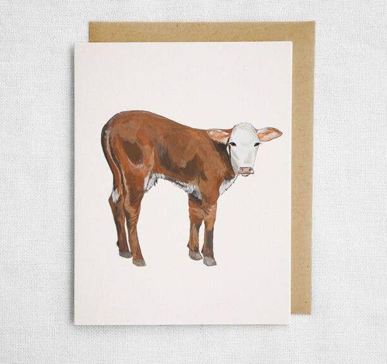 Calf Card