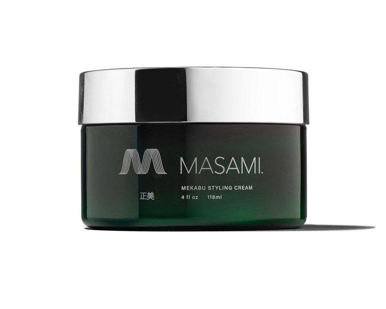 MASAMI Mekabu Hydrating Styling Cream Sulfate Free, Vegan