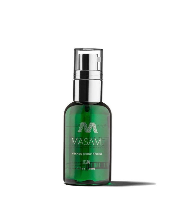 MASAMI Mekabu Hydrating Shine Serum Sulfate Free, Vegan