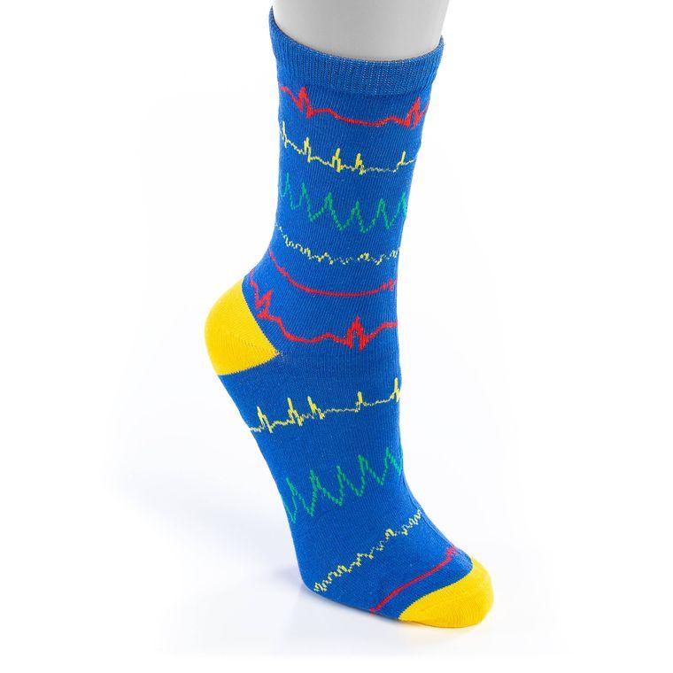 Rainbow Rhythm Women's Socks
