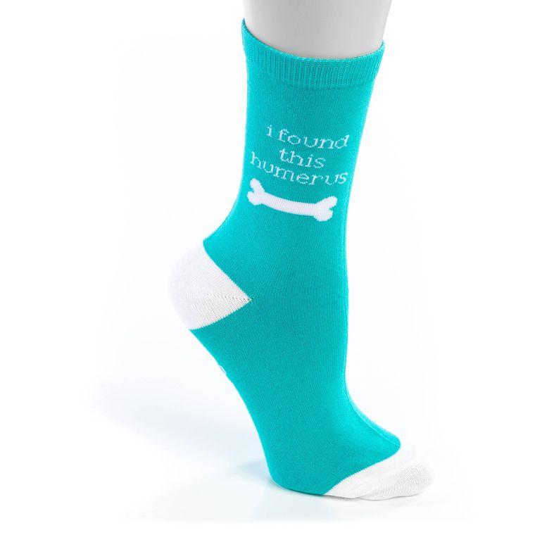 """I Found this Humerus"" Unisex Socks"