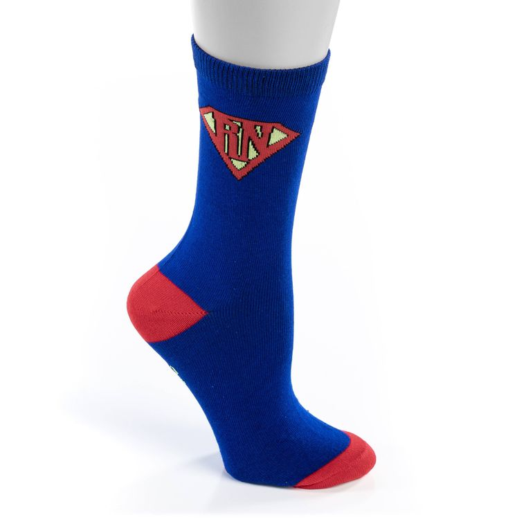 Super Nurse Men's Socks
