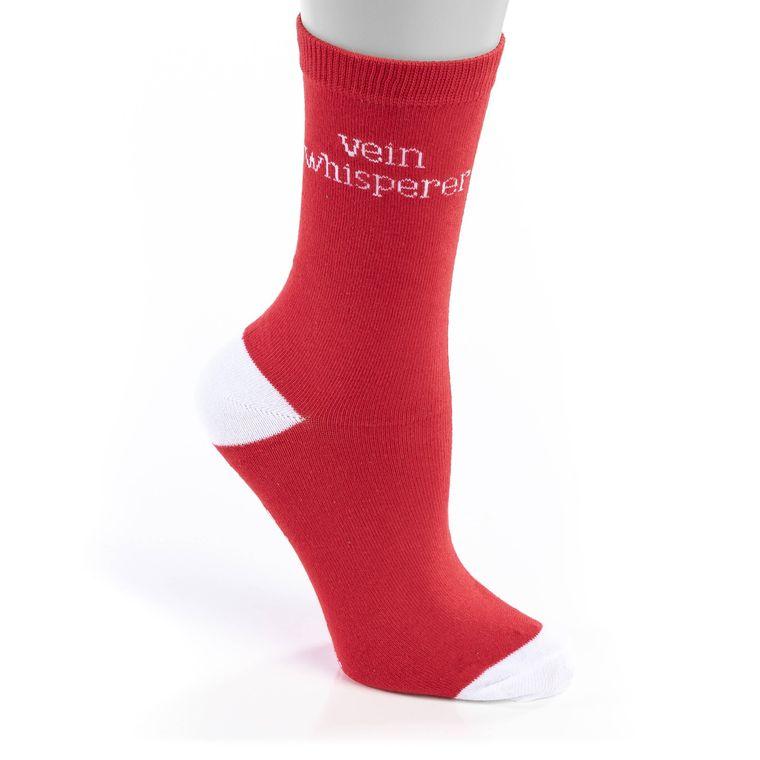 """""""Vein Whisperer"""" Unisex Socks"""