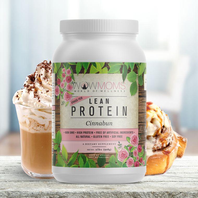 WowMoms Lean Protein