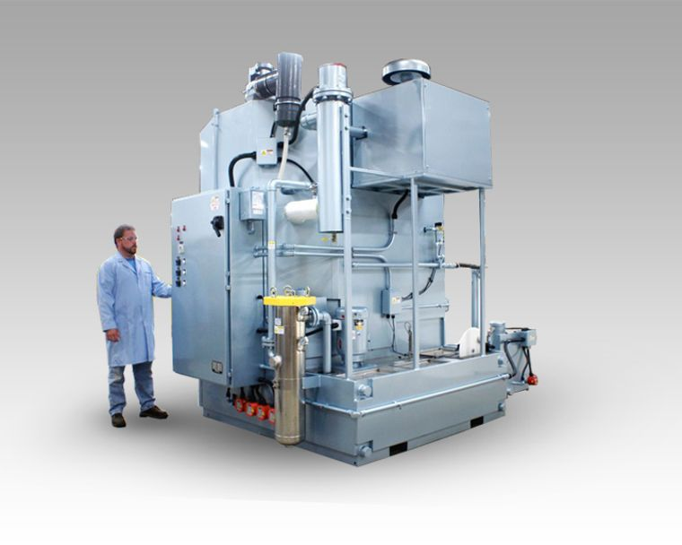 Water based cleaning/washing equipment