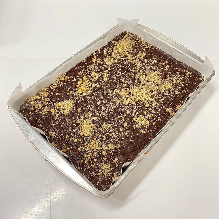 Chocolate Walnut Fudge (Full Slab)