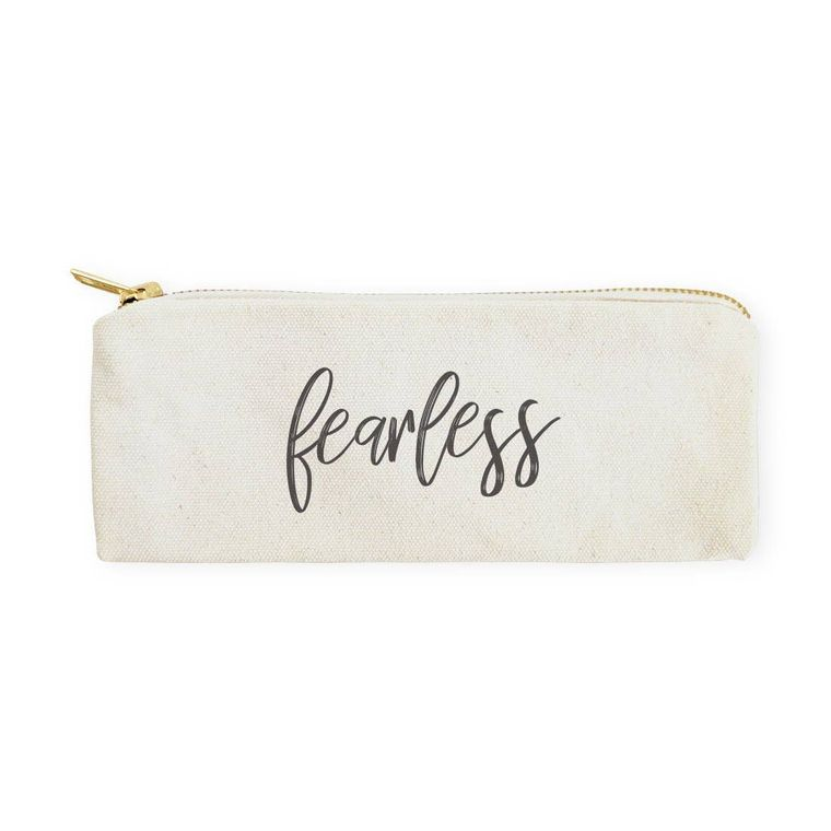 Fearless Pencil Case and Travel Pouch