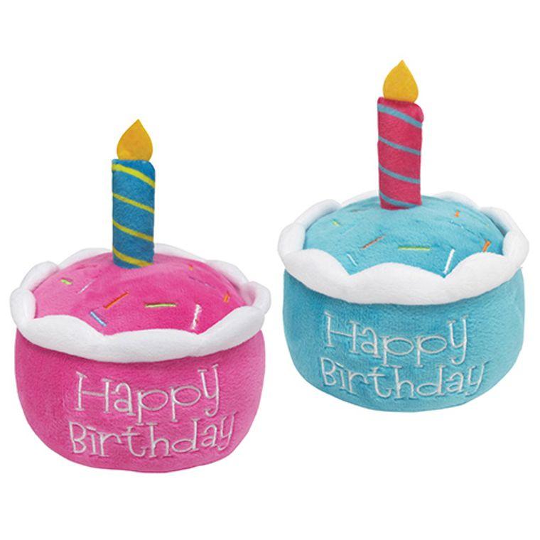 Birthday Cake Plush