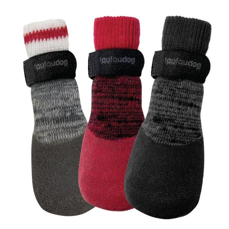 Rubber Dipped Socks
