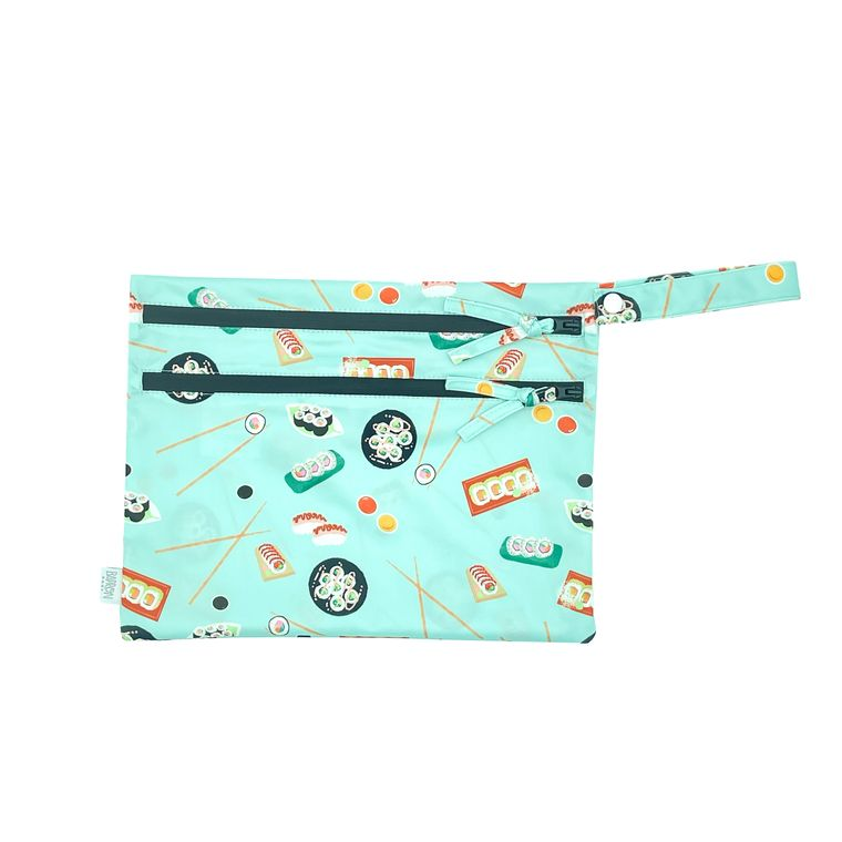 Sushi - Waterproof Wet Bag (For mealtime, on-the-go, and more!)