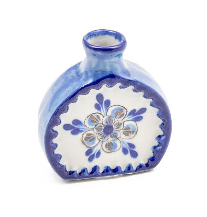 Petite Stoneware Flower Vase