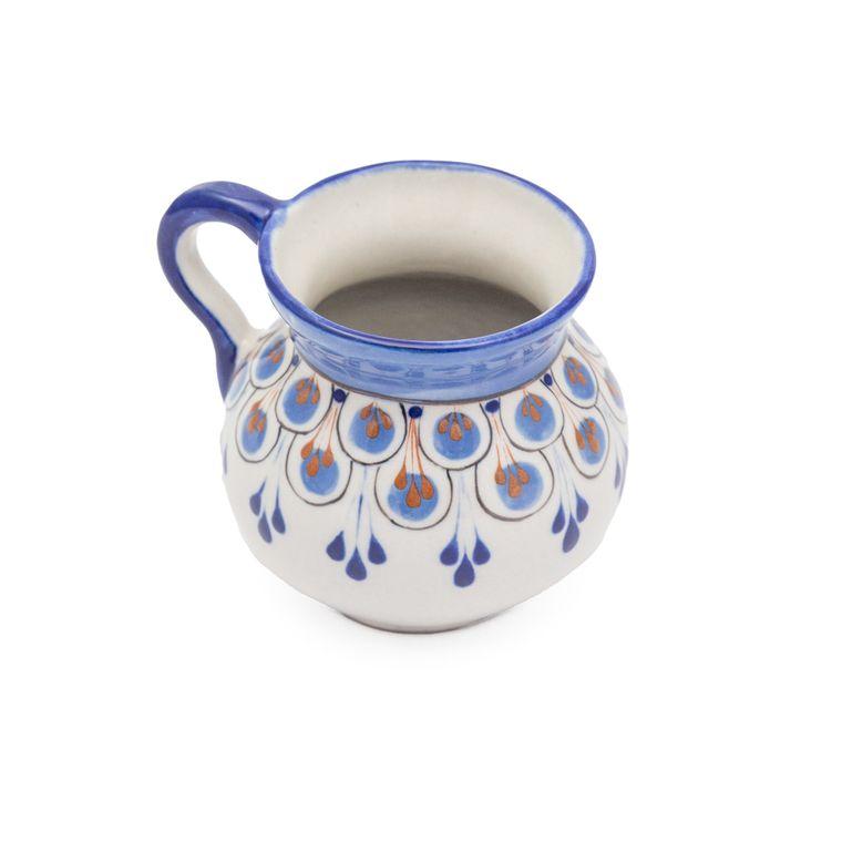 Handpainted Stoneware Mug