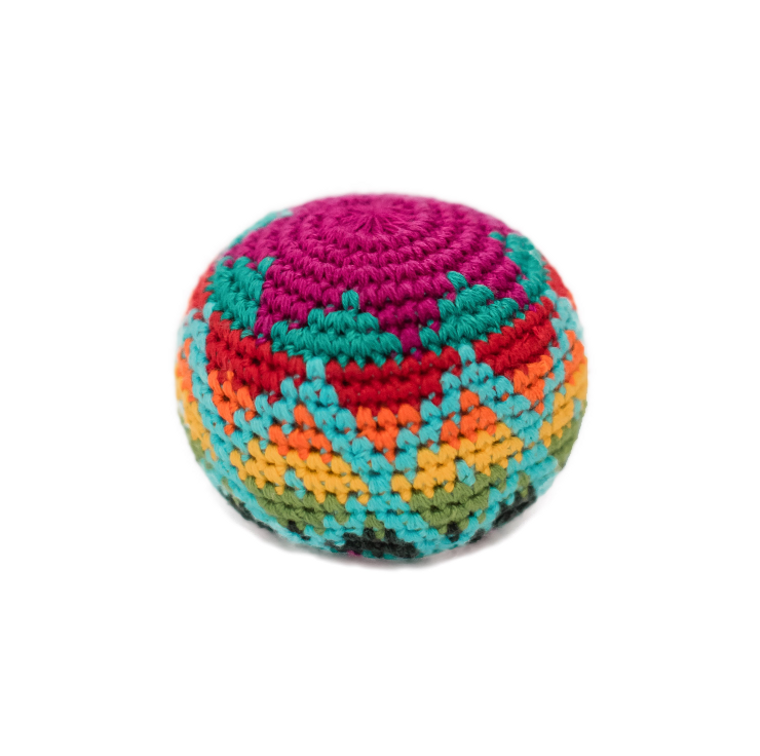 Colorful Hacky Sack