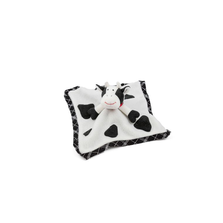 Baby Cow Spotted Snuggle Blanket