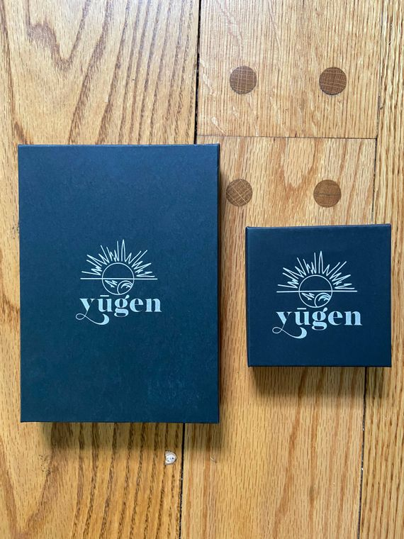 Yugen Branded Boxes