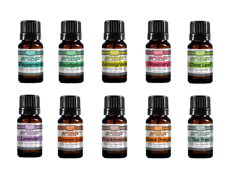 Sponix Essential Oils