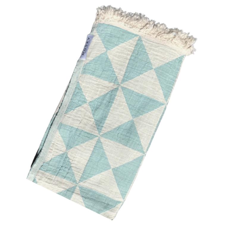 Cali Peshtemal Towel - Aqua