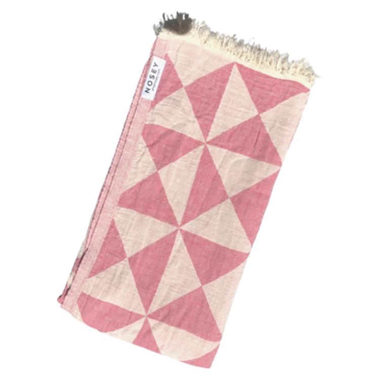 Cali Peshtemal Towel - Pink