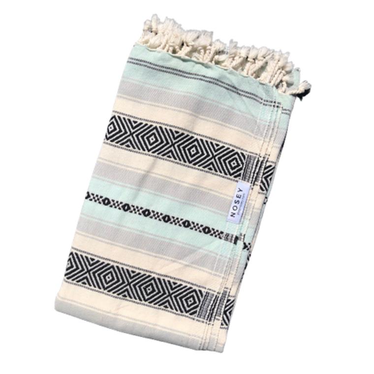 BAJA PESTEMAL TOWEL - Mint