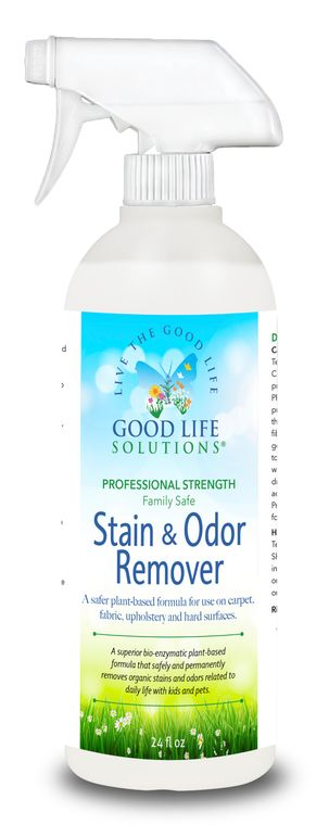 Professional Strength Stain & Odor Remover