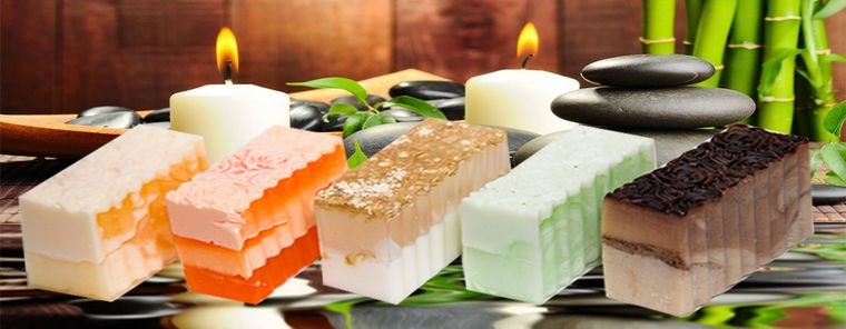 Luxurious Goat's milk and glycerin soap bars/ L'EROMA Bar Soaps by ENOSI Products