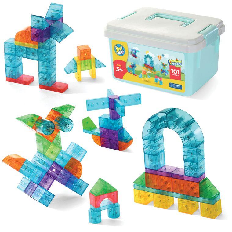 Magnetic Cubes 101 PCS