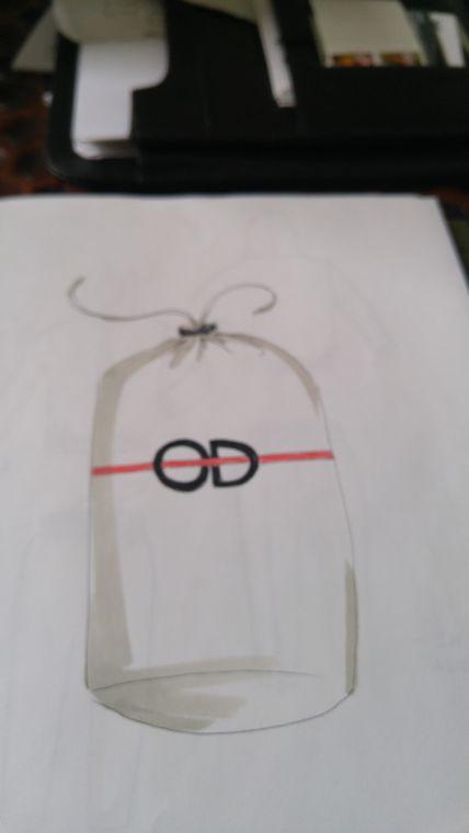 O-D sports bag