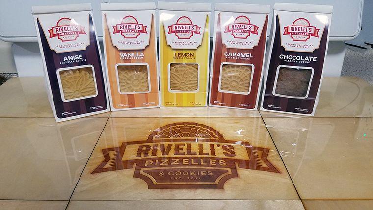 Rivelli's Pizzeles