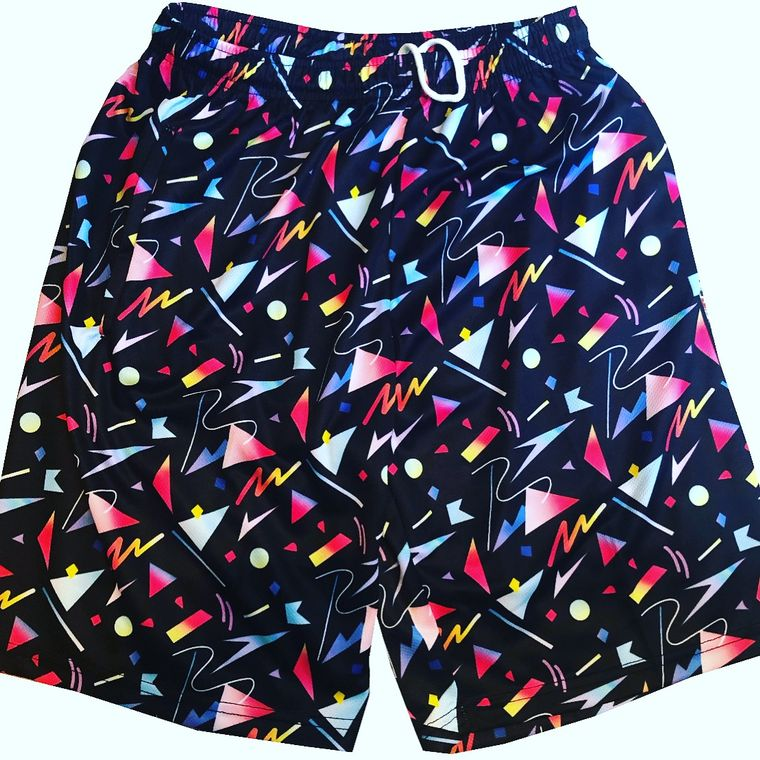 Lacrosse Shorts with Fun Designs