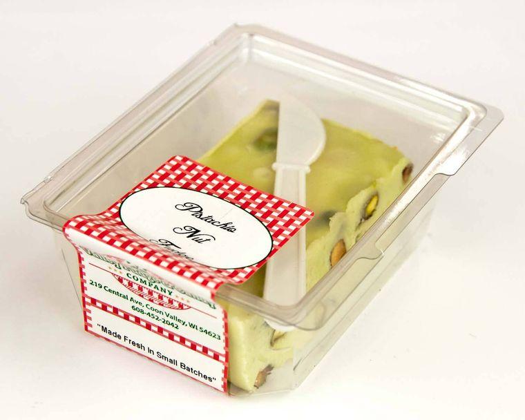 Pistachio Nut Fudge