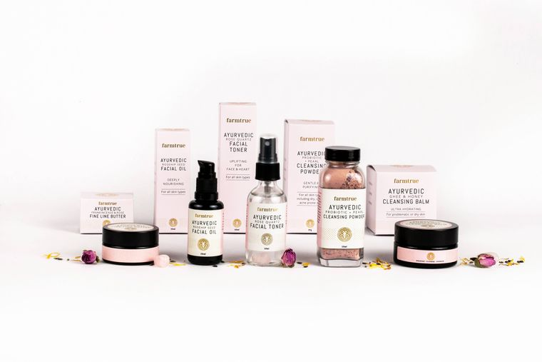 Ayurvedic Face Care Kit