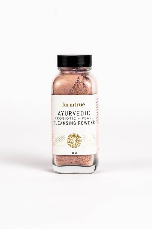 Ayurvedic Cleansing Powder: Probiotic + Pearl