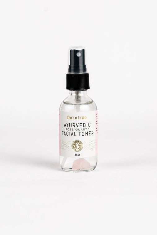 Ayurvedic Facial Toner: Rose Quartz