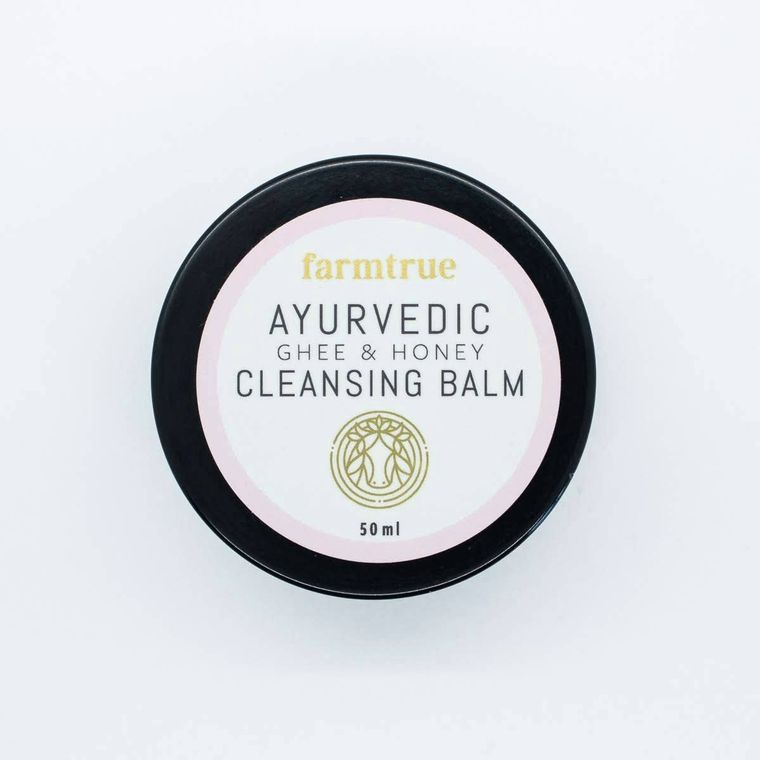 Ayurvedic Cleansing Balm: Ghee & Honey