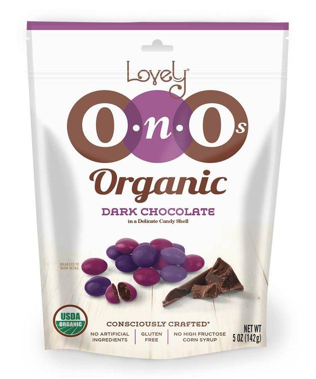 Organic Dark Chocolate Onos